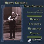 Henryk Szeryng & Gary Graffman at the Library of Congress (CD, Oct-2005, Bridge)