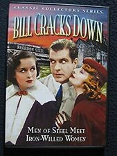 Bill Cracks Down [DVD] [1937] Grant Withers Fanny Weeks