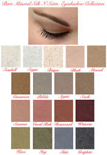 MINERAL PURE MAKEUP SILK N SATIN MATTE LOOSE EYESHADOW EYE LINER SHADOW SAMPLE
