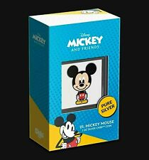 Chibi™ Coin Collection Disney Series – Mickey Mouse 1oz Silver Coin