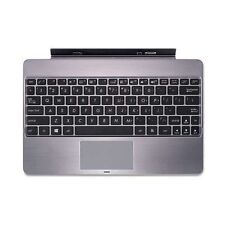 Asus Vivo Tab RT Tf600t Station de Charge Win 8 Touchpad Clavier Port USB -gris