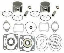1999 Arctic Cat ZR 600 Rebuild Kit Pistons Full Gasket Bearings Crank Seals 78mm