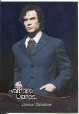 Vampire Diaries Season 1 Foil Chase Card  F02 Damon Salvatore