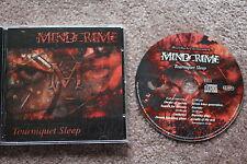 "MINDCRIME ""Tourniquet Sleep"" CD 2005, Power Metal Germany, neuwertig"