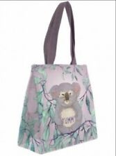 "INSULATED LUNCH TOTE BAG ""YUMMY"" by PAPAYA ART NWT"