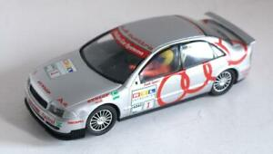 SCALEXTRIC  (C2008) AUDI A4  RALLY CAR  ADAC  (UNBOXED)