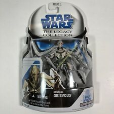 Hasbro Star Wars Legacy Collection General Grievous Action Figure 2008 BD 25 NEW