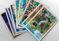 2018 Topps series 2 + Update Silver Pack U Pick From List #51-150 SP