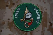 Z005 écusson tissu insigne patch militaire armée Légion étrangère militaria
