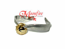 HARRY POTTER GOLDEN SNITCH BANGLE CUFF BRACELET QUIDDITCH BEST QUALITY AROUND!!!
