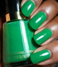 NEW! Revlon Nail Polish Lacquer in POSH ~ GRASSY GREEN
