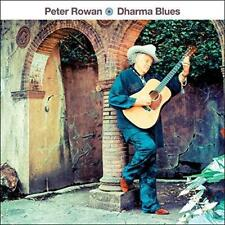Peter Rowan - Dharma Blues (NEW CD)