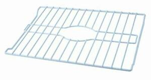 Metal Sink Rack For All Kitchen/Household Sink Protection, White