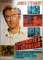 Plakat Kino Western Les Grünland Von DIE EHRE James Stewart - 120 X 160 CM