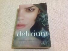 delirium By Lauren Oliver Book