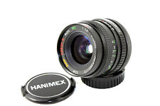 CANON FD Fit OZECK II  MC 1:2.8 F=28mm Wide Angle Lens for A-1 AE-1 AV-1 T70 T90
