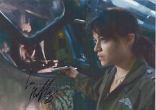 MICHELLE RODRIGUEZ Signed 12x8 AVATAR & FAST AND FURIOUS COA