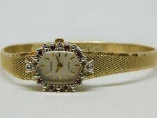 Armitron 25/4508 Gemstone Diamond Quartz Analog Ladies Watch
