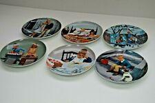Kurt Ard Limited Edition Plates Set of 6  (1009)