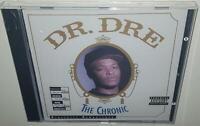 DR DRE THE CHRONIC (2017 REISSUE) BRAND NEW SEALED CD SNOOP DOGG KURUPT RBX RAGE