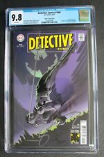DETECTIVE COMICS #1000-E 1960's Variant JIM STERANKO 2019 1st Printing CGC 9.8
