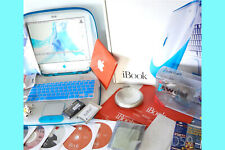Apple iBook Clamshell Boxed + 16Gb Ssd Hd . Os 9 = Superb ��������⠭��