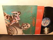 Queen: News Of The World (M- 1st Press Elektra 6E-112 LP) SUPERB