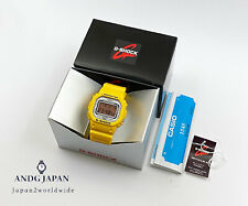 G-SHOCK DW-5600FL-9SJR METALLIC-G Watch Japan Model vintage stock Very Rare