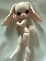 1/8 BJD Doll SD Doll dollsoom Leepy -Free Face Make UP+Eyes-Neutral Color