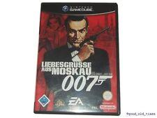 ## James Bond 007: Liebesgrüße aus Moskau Nintendo GameCube / GC Spiel - TOP ##