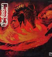 """STOOGES """"FUN HOUSE"""" ORIG JAPAN 1970 BLUE LABEL EX+ MEGARARE"""