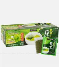 Kirkland Signature Japanese Green Tea Blend of Sencha & Matcha -Pack of 100 Bags