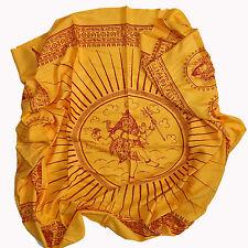 Schal Tuch Lunghi Sarong  Mantra  Benares Dekotuch Shiva Nataraja Indien Goa  17