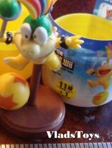 Furuta Choco Egg Super Mario Bros. Wii Lemmy Koopa US Dealer New!