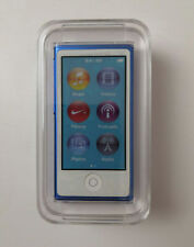 NEW Apple iPod nano 7th Generation Blue (16 GB) MP3 Player - Bluetooth