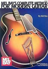 Mel Bay's Complete Method for Modern Guitar by Mel Bay (Paperback, 1980)