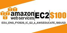 AWS $100 Amazon Web Services VPS Promocode Credit Code Lightsail EC2 IC_Q2_6