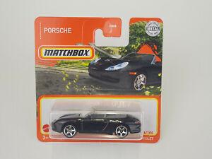 Car Mattel Matchbox GXM72-LA10 - Porsche - 911 Carrera Cabriolet