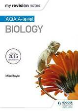 My Revision Notes: AQA A Level Biology by Boyle, Mike | Paperback Book | 9781471