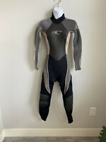 Oneill 2 mm women's full Wetsuit 4 surf swim snorkel water ski clean Longsleeve