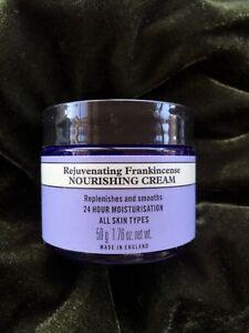 Neal's Yard Remedies Rejuvenating Frankincense Nourishing Cream 50g BBE 07/22