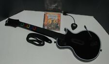 Guitar Hero PlayStation 3 Les Paul Wireless Controller Bundle DONGLE & Game PS3!