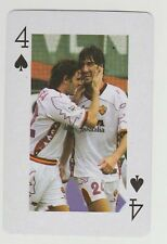 Football World Cup 2006 Playing Card single - Marco Delvecchio AS Roma - Italy
