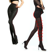 Women Compression Full Foot Pantyhose Stockings Slim Thin Tight Varicose Veins