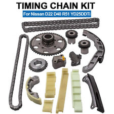 Timing Chain Kit for Nissan PATHFINDER (R51) - 2.5 dCi D40 2.5 dci 13028AD212
