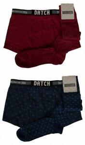 Set trunk + 1 pair long socks man DATCH item CDM001