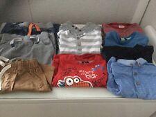 BABY BOY Bundle 12-18 mesi Next / George / M & S / M & Co Estate / TOP / Pantaloni / PANTALONCINI