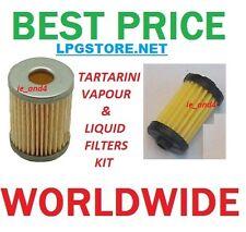 LPG Tartarini Dampf und Flüssigkeit Filtereinsatz Autogas