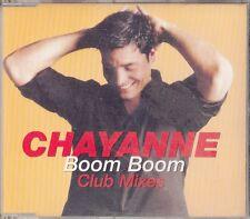 CHAYANNE BOOM BOOM CLUB MIXES