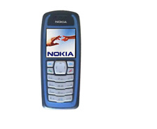 Libre TELEFONO MOVIL Refurbished 1.5 inches Nokia 3100 GSM GPRS 2G - Azul